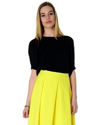 Limon Company Bluz Siyah